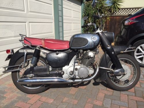 1969 Honda CA 77 Dream Black for sale craigslist