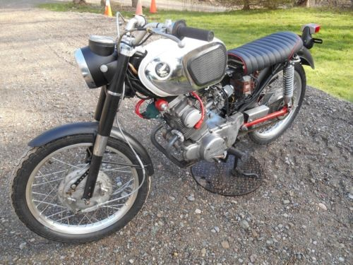 1969 Honda CB160 for sale