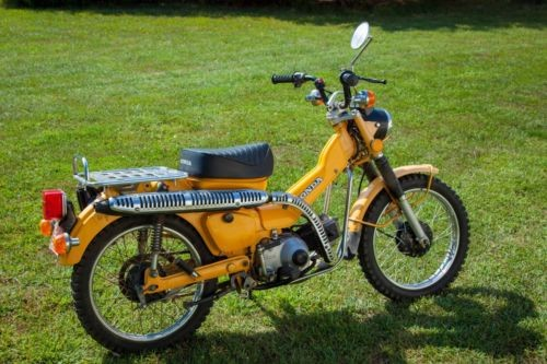 1969 Honda CT Yellow for sale