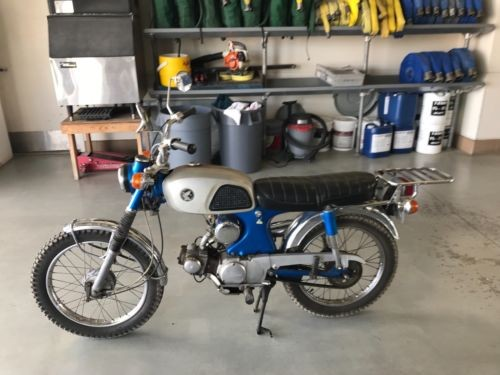 1969 Honda S90 for sale