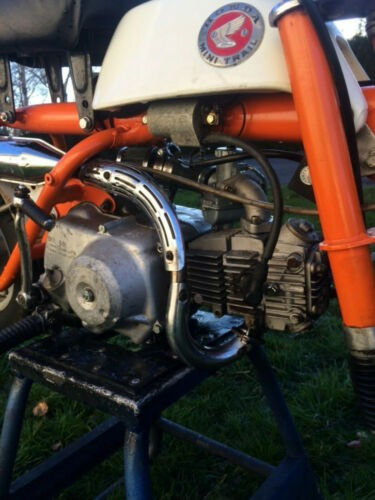 1969 Honda Z50A w for sale