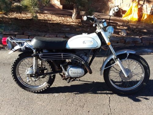1969 Yamaha AT-1 White for sale