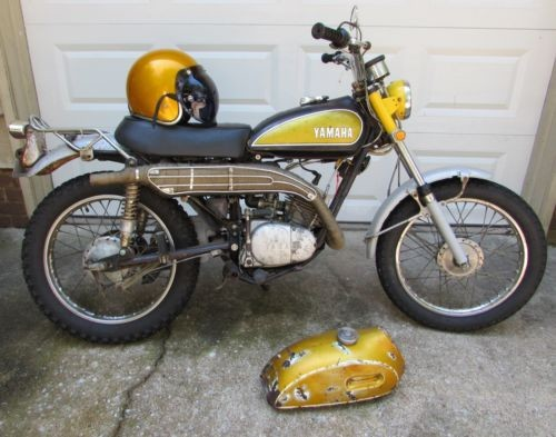 1969 Yamaha at1 craigslist