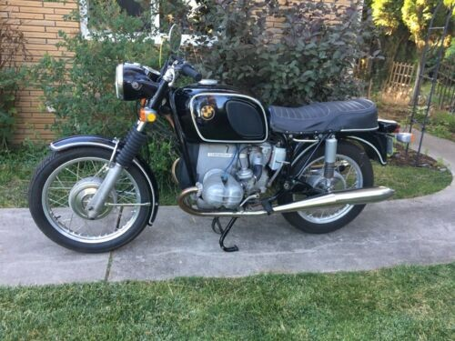 1970 BMW R-Series Black for sale