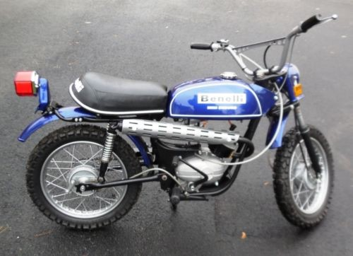 1970 Benelli Mini Enduro Blue craigslist