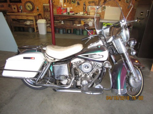 1970 Harley-Davidson Touring Chamelion (Changes color) for sale craigslist