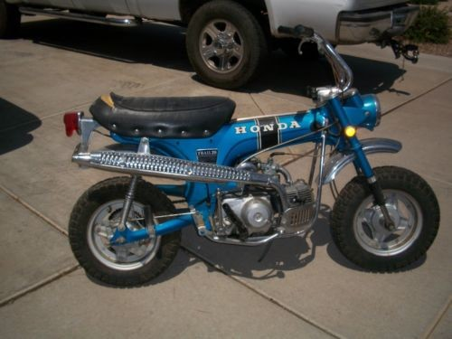 1970 Honda CT Blue for sale craigslist