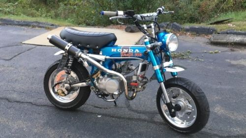 1970 Honda CT Blue for sale