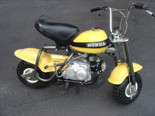 1970 Honda HONDA Yellow for sale craigslist
