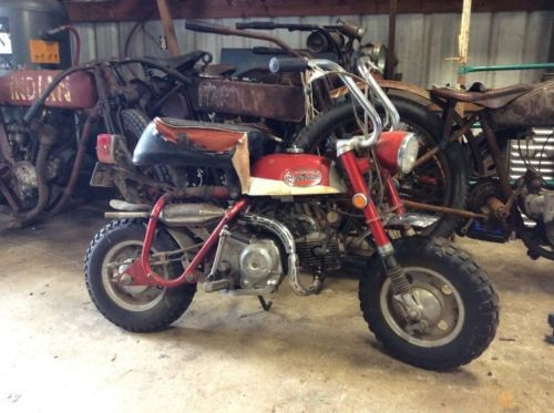 1970 Honda Other Red for sale