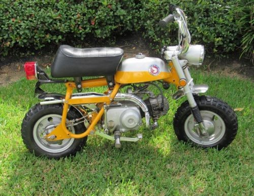 1970 Honda Other Yellow/Silver for sale craigslist
