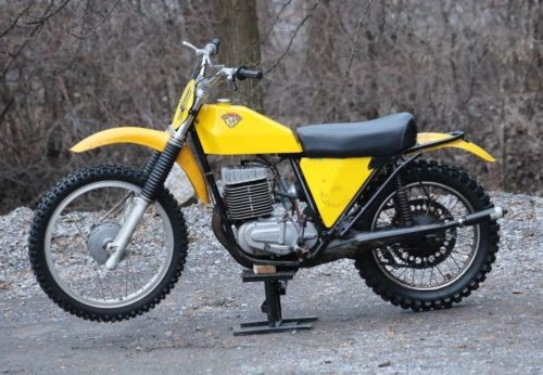 1970 Other Makes MAICO MC400 400 Yellow for sale craigslist