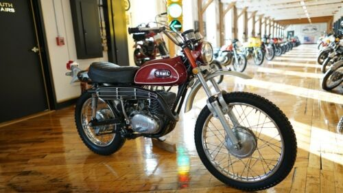 1970 Yamaha DT1 Brilliant Red for sale