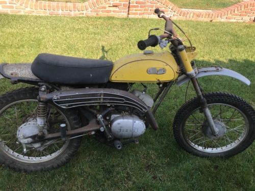 1970 Yamaha Other Yellow for sale craigslist