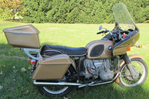 1971 BMW R-Series Gold for sale craigslist