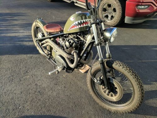 1971 Custom Built Motorcycles Bobber Green craigslist