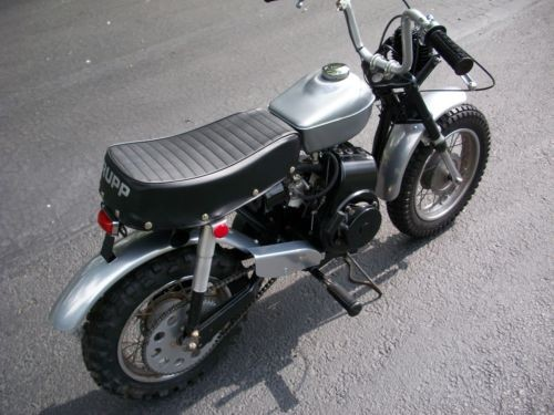1971 Custom Built Motorcycles RUPP MINI BIKE VINTAGE for sale craigslist