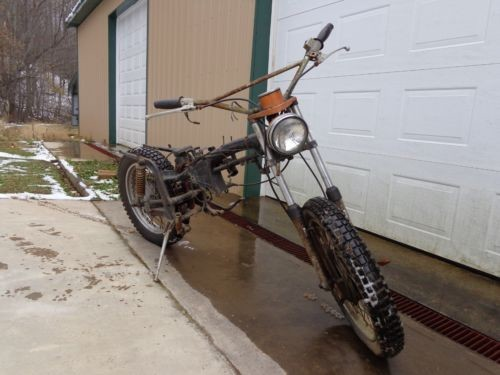 1971 Harley-Davidson Other Orange craigslist