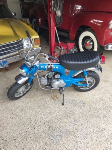 1971 Honda CT Blue for sale