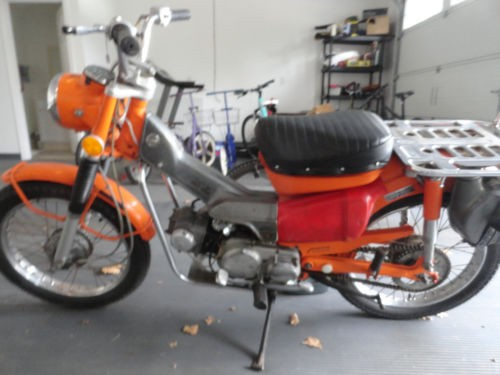 1971 Honda CT Orange/Grey for sale