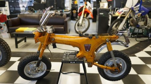 1971 Honda CT YELLOW for sale