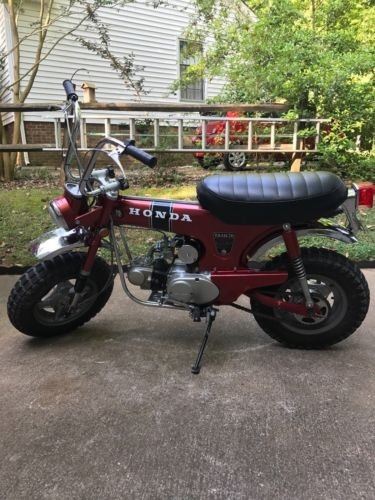 1971 Honda Ct70 Red for sale