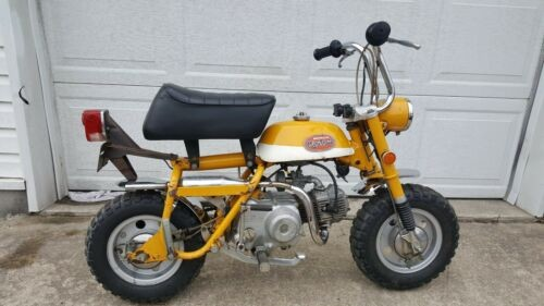 1971 Honda Z50 Mini Trail for sale