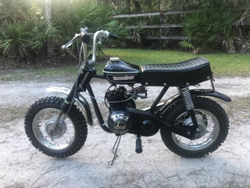 1971 Other Makes Rupp Blackwidow Black for sale
