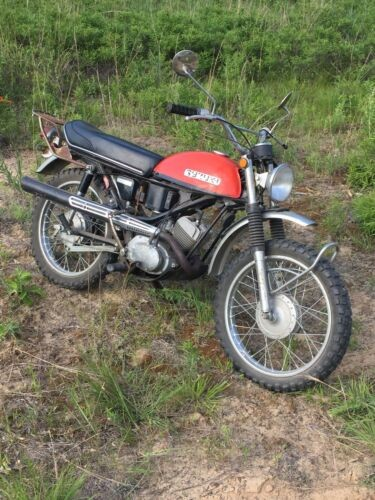 1971 Suzuki Tc120 Orange for sale craigslist