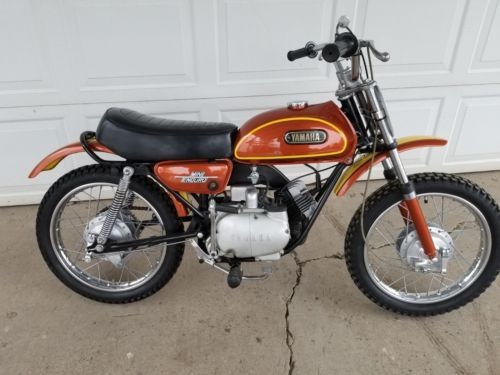 1971 Yamaha jt1 60 Red for sale craigslist