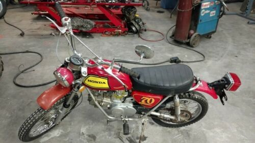 1972 Honda Other Red photo