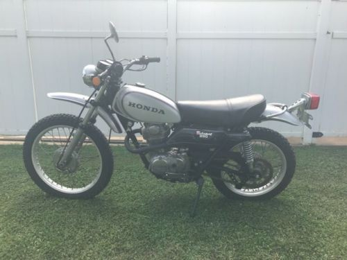 1972 Honda Other Silver for sale