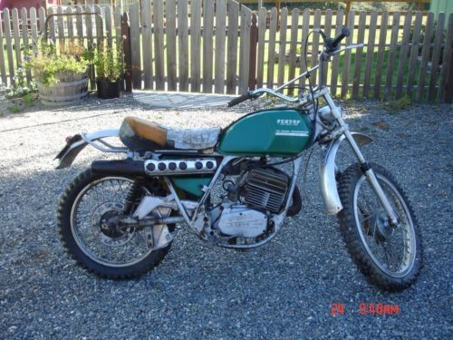 1972 Other Makes 125 Six Day Green for sale