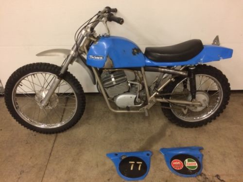 1972 Other Makes Rickman Blue for sale craigslist
