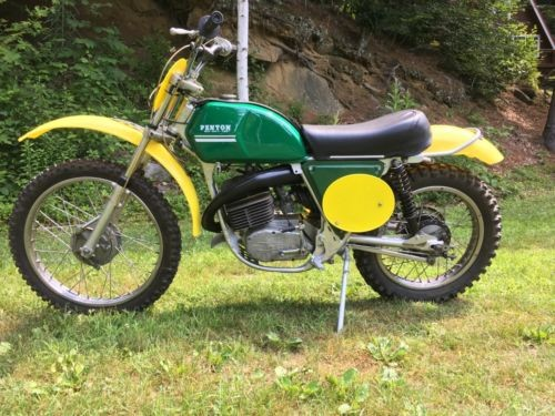 1972 Other Makes Six Day Green/Yellow craigslist
