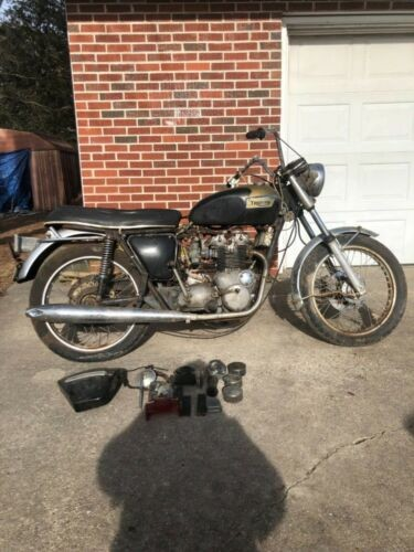 1972 Triumph Trident for sale