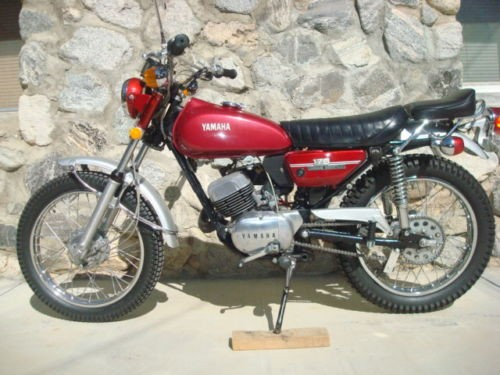 1972 Yamaha Other Red for sale