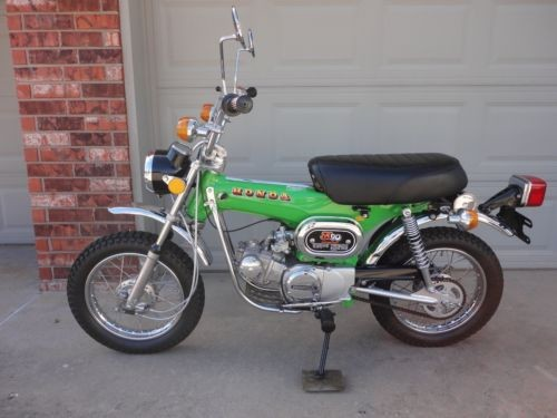 1973 Honda Other MEAN GREEN craigslist