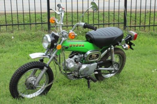 1973 Honda ST90 Green for sale craigslist