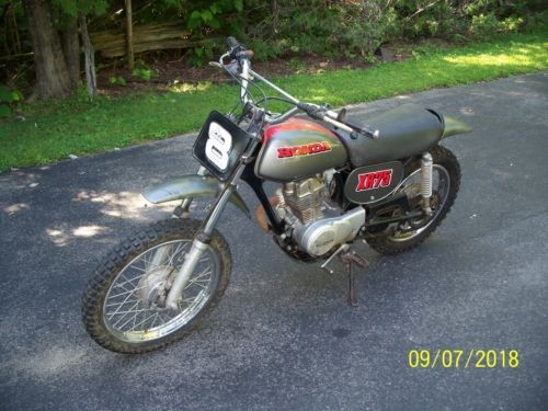 1973 Honda XR for sale