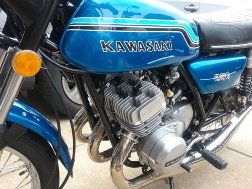 1973 Kawasaki Other Blue Candy for sale