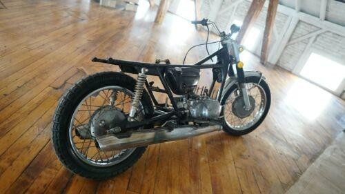 1973 Suzuki T500L Titan BLACK for sale