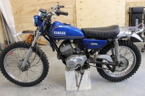 1973 Yamaha AT1 Blue craigslist