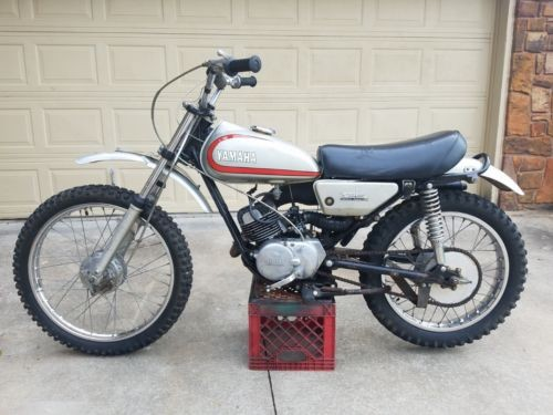 1973 Yamaha ATMX 125 for sale craigslist