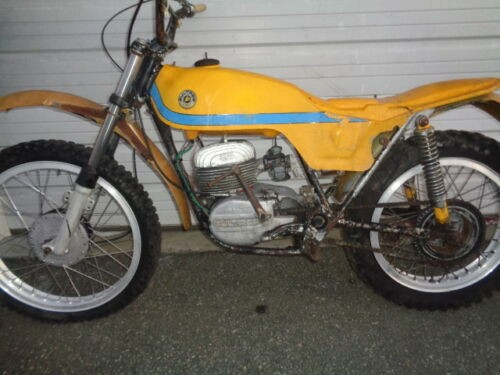 1974 Bultaco 1974 LOBITO 175 for sale