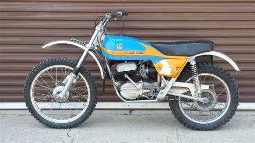 1974 Bultaco 350cc ALPINA Blue for sale craigslist