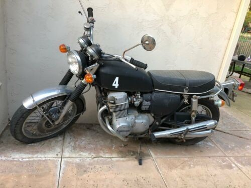 1974 Honda CB Black for sale