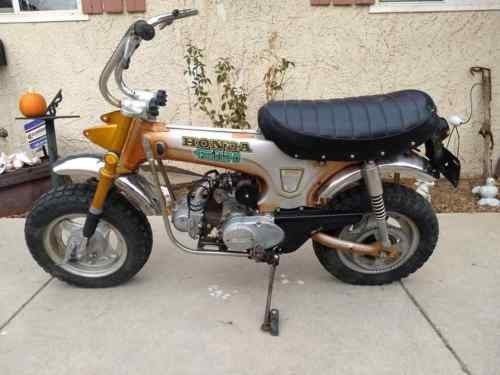 1974 Honda CT Gold for sale craigslist