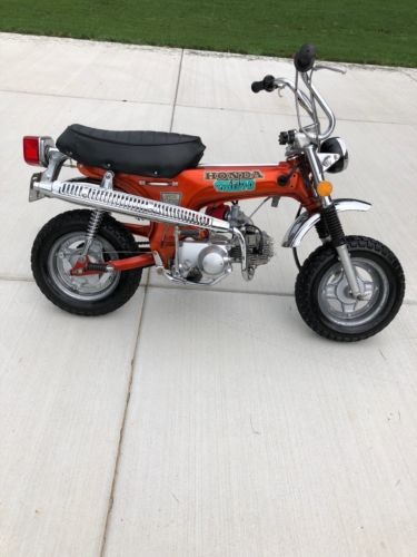 1974 Honda CT Orange for sale
