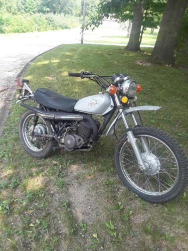 1974 Honda MT250 for sale